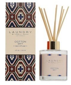 Laundry by Shelli Segal Cotton Sky Reed Diffuser, 4 Oz