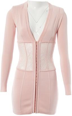 Balmain Pink Dress for Women
