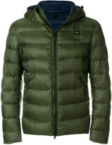 Blauer fitted padded jacket