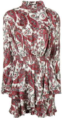 Isabel Marant floral print dress
