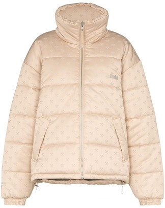 GmbH Coa oversized puffer jacket