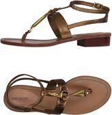 Pour La Victoire Toe strap sandals