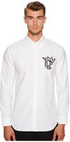 Marc Jacobs Slim Fit Oxford Shirt Men's Clothing