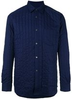 Comme des Garcons quilted shirt