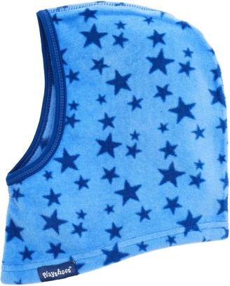 Playshoes Girl's Fleece-Schlupfmutze Sterne Hat
