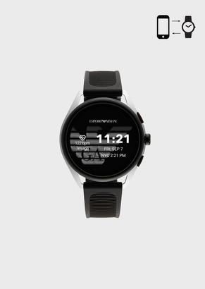 Emporio Armani Smartwatch 3 Black Aluminum