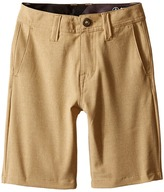 Volcom SNT Static Hybrid Shorts (Big Kids)