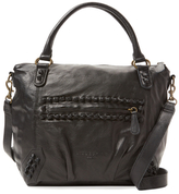 Liebeskind Berlin Greta Large Leather Satchel