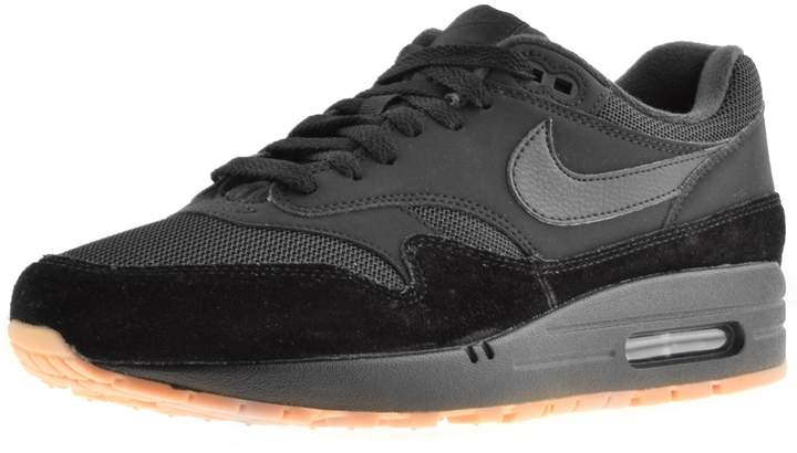Nike 1 Trainers Black