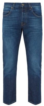 Gucci Straight Denim Jeans - Dark Blue