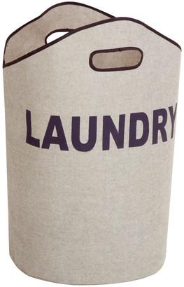 Honey-Can-Do Gray Laundry Tote