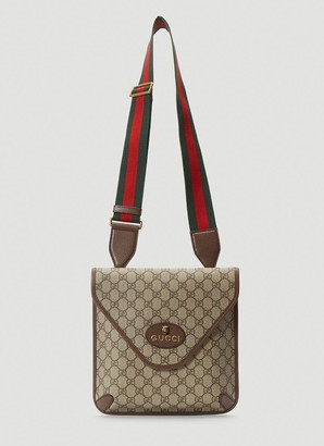 Gucci Vintage GG Medium Crossbody Bag