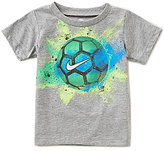 Nike Baby Boys 12-24 Months Exploding Soccer Ball Graphic Short-Sleeve Tee