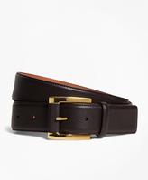 Brooks Brothers Leather Belt