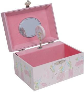 Disney Tinkerbell Musical Jewellery Box