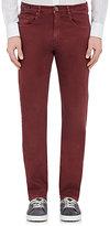 Pt01 Men's Regular-Fit Jeans-Red Size 30