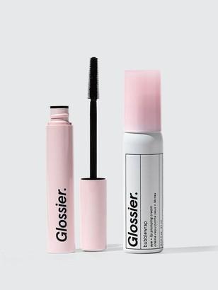 Glossier Lash Slick + Bubblewrap