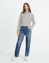 Madewell Chimala Selvedge Denim Used Ankle Jeans