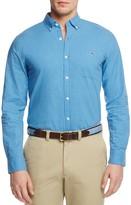 Vineyard Vines Heathered Tucker Slim Fit Button-Down Shirt
