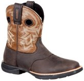 "Rocky Western Boots Womens 8"" Square Pull On RKW0220"