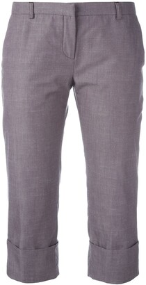Romeo Gigli Pre-Owned Cropped Trousers