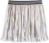 Tommy Hilfiger Metallic Pleated Skirt, Big Girls (7-16)