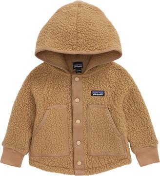 Patagonia Retro Fleece Hooded Jacket