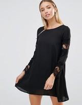 AX Paris Lace Detail Swing Dress