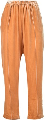 Mes Demoiselles Cropped Track Pants