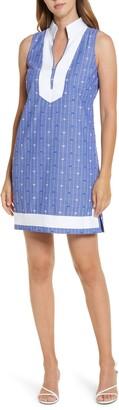 Eliza J Stripe Shift Dress
