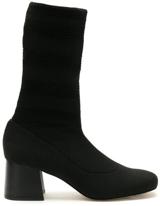 Eva Knitted Boots