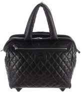 Chanel Coco Cocoon Trolley Rolling Case