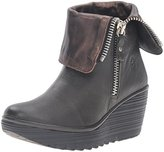 Fly London Women's Yex668fly Ankle Bootie