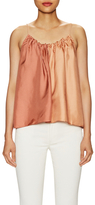 Helmut Lang Silk Printed Camisole Top