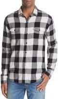 Paige Everett Plaid Button-Down Shirt
