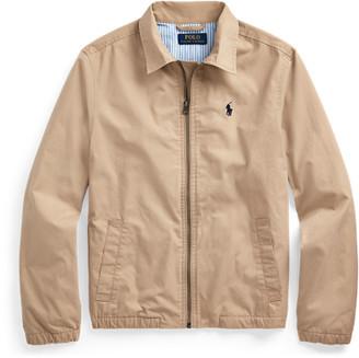 Ralph Lauren Bayport Stretch Cotton Chino Jacket