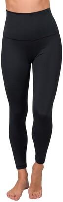 90 Degree By Reflex Ecolink Super High Waist Ankle Leggings