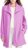 Lauren Ralph Lauren Wool-Blend Herringbone Coat