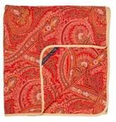 Ralph Lauren Paisley Throw Blanket