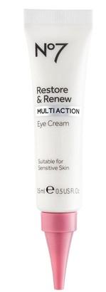 No7 Restore & Renew Face & Neck Multi Eye Cream