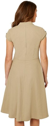 Joe Browns Darling Desert Dress - Sand