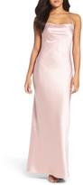 Bianca Nero Juliet Satin Gown