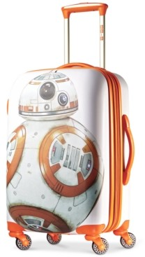 """American Tourister Star Wars Bb-8 21"""" Hardside Spinner Suitcase"""
