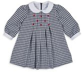 Florence Eiseman Baby's Embroidered Gingham Dress