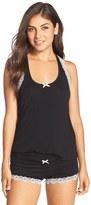 Honeydew Intimates Lace & Jersey Short Pajamas (2 for $60)