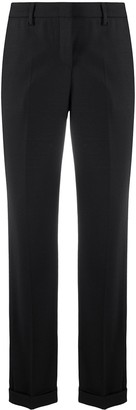 Tonello Tailored Cropped Trousers