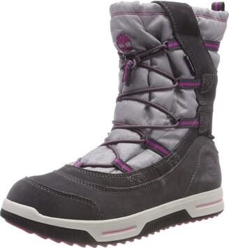 Timberland Unisex Kids' Snow Stomper Boots
