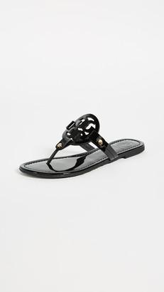 Tory Burch Miller Patent Thong Sandal