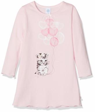 Sanetta Girls' Sleepshirt w.Print Nightgown