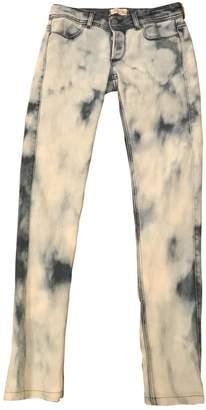 Mauro Grifoni Multicolour Denim - Jeans Trousers for Women